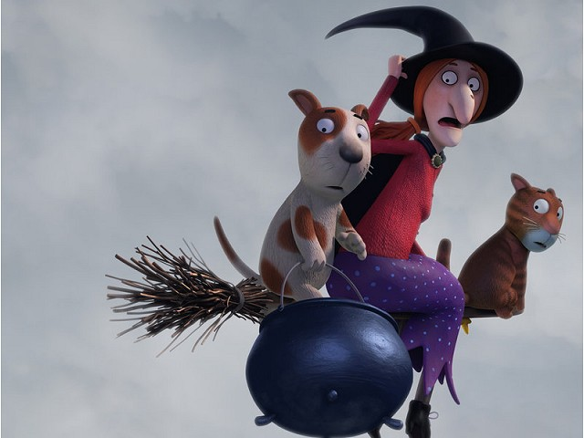 Room on the Broom – Iggety ziggety zaggety zoom