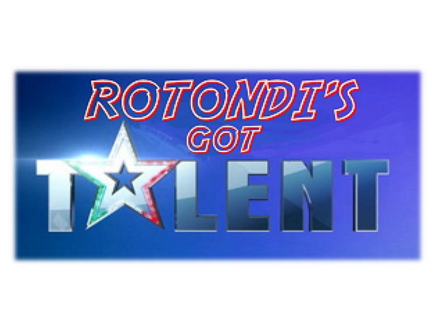 ROTONDI'S GOT TALENT 2020