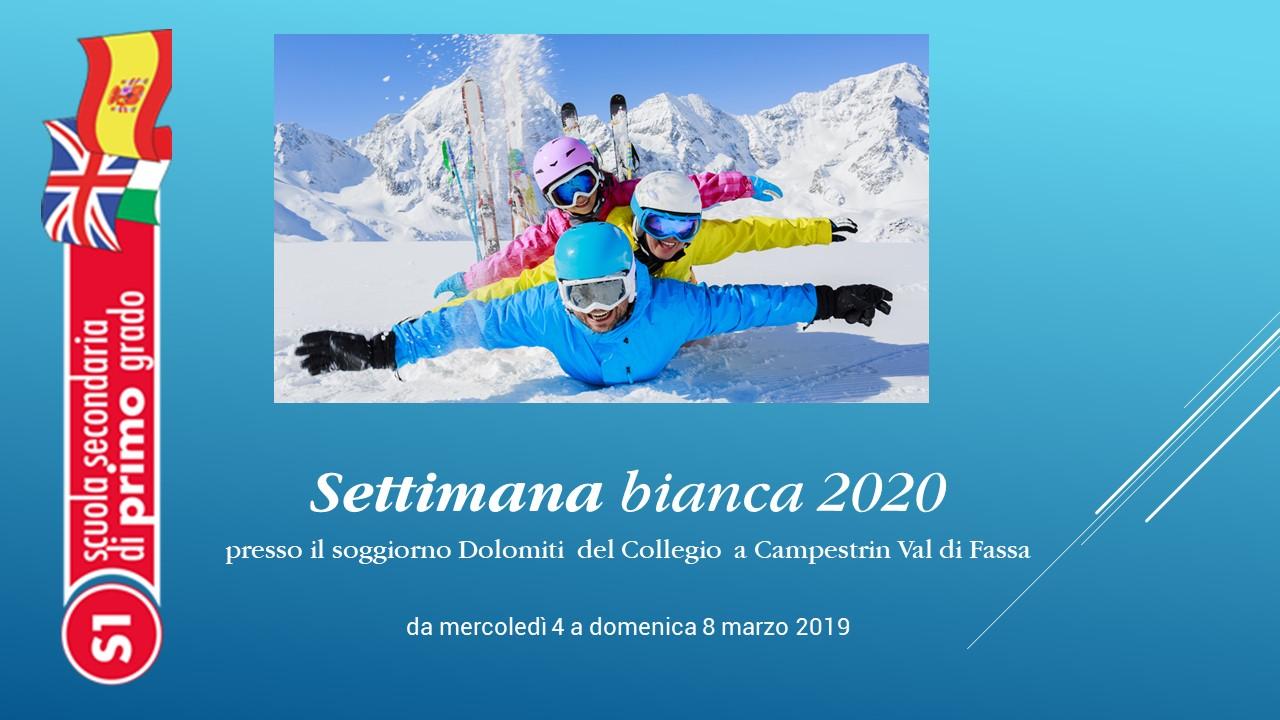Collegio Rotondi - NEVEDREMO DELLE BELLE - Soggiorno ...